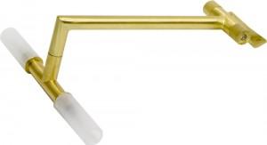 Светильник настенный, JC 2*10W G4 золото, ML8