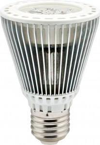 LB-600, лампа светодиодная,  5LED(5W) 230V E27 4000K PAR