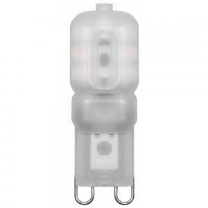 LB-430, светодиодная лампа, 14LED(5W) 230V G9 6400K