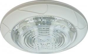 DL41, светильник накладной с энергосберегающей лампой 21W белый