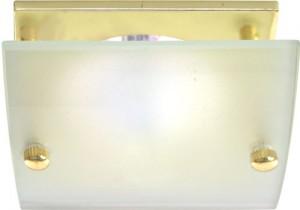3796, светильник потолочный, MR16 G5.3 золото