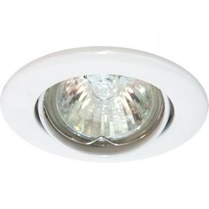 DL110, светильник потолочный, MR11 G4.0 белый