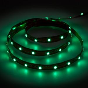 LS603, светодиодная лента, цвет свечения: зеленый, 5m, 4.8W/m