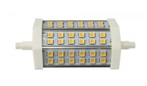 LB-118, лампа светодиодная для прожекторов, 36LED(8W) 230V R7s 4000K