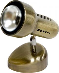 Светильник настенный, 1xR50 Е14 античное золото, RAD50S