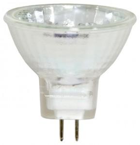 HB3, лампа галогенная, 20W 12V MR11/G4.0