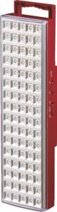EL18, светильник аккумуляторный,  80 LED  DC
