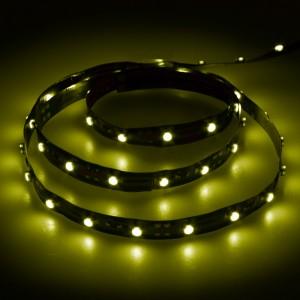 LS603, светодиодная лента, цвет свечения: желтый, 1m, 4.8W/m