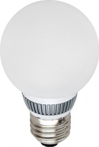 LB-30, лампа светодиодная, 30LED(2W) 230V E27 4500
