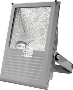 SPO7, прожектор металлогалогенный с пускателем, 150W 230V R7S