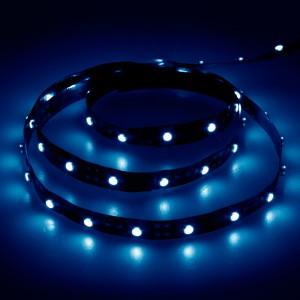 LS603, светодиодная лента, цвет свечения: синий, 1m, 4.8W/m