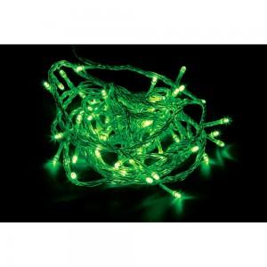 CL02, гирлянда линейная, цвет свечения - зеленый