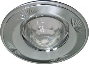 DL1012, светильник потолочный,  хром