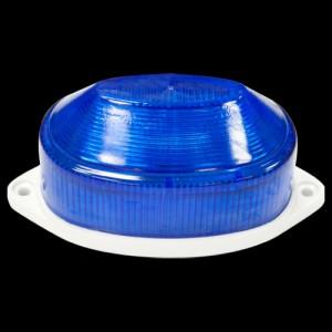 ST1B, светильник-вспышка (стробоскоп) ламповый синий