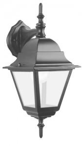 4202, светильник садово-парковый, 100W 230V E27 черный