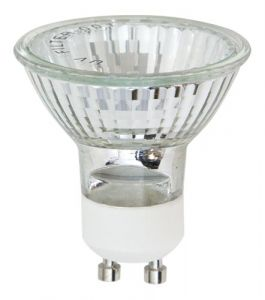 HB10, лампа галогенная, 50W 230V MRG/GU10